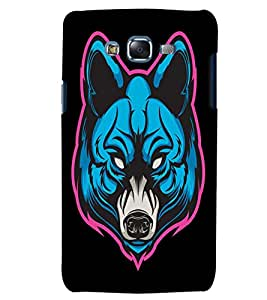Citydreamz Wolves/Wild/Animals/Abstract Hard Polycarbonate Designer Back Case Cover For Samsung Galaxy J7