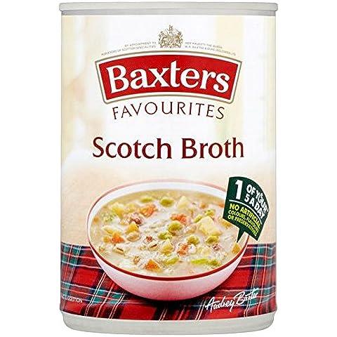 415g sopa de caldo escocés favoritos Baxter