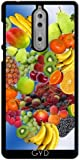 Coque pour Nokia 8 - Fruits Photo by WonderfulDreamPicture