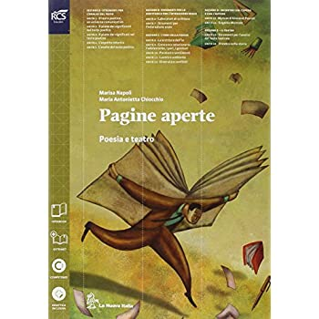 Pagine Aperte. Poesia E Teatro. Per Le Scuole Superiori. Con E-Book. Con Espansione Online