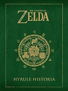 THE LEGEND OF ZELDA: HYRULE HISTORIA (CÓMIC MANGA) (8467913010) | Amazon Products