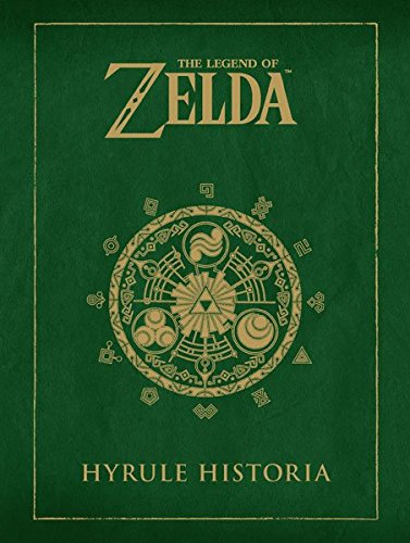 The Legend Of Zelda. Hyrule Historia (CÓMIC MANGA)