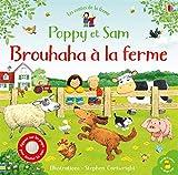 Poppy et Sam - Brouhaha à la ferme - Les contes de la ferme
