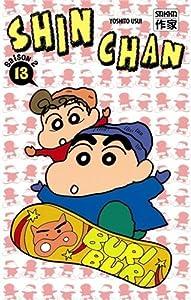 Shin Chan Saison 2 Tome 13