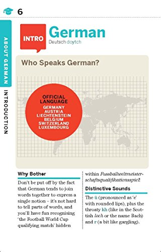 Lonely Planet German Phrasebook & Dictionary - 5