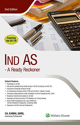 Ind AS - A Ready Reckoner