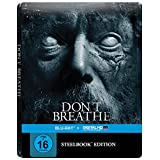 Don't Breathe (Steelbook) [Blu-ray]