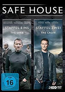Safe House - Staffel eins: The Lake / Staffel zwei: The Crow [3 DVDs]