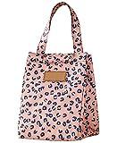 Bolsa portátil para el almuerzo de iTemer, plegable, con aislamiento térmico, para viajes y picnic 18*18*25cm couleurs2