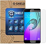 G-Shield Samsung Galaxy A5 2016 (A510F) Schutzfolie Gehärtetem Glas Displayschutzfolie Screen Protector Folie Displayschutz Anti-Kratz Ultra Klar 9H Härte 0.33mm