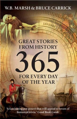 365: Great Stories from History for Every Day of the Year: Compact Edition (Icon 365)