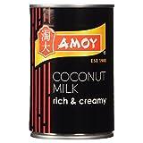 Amoy Rich and Creamy Coconut Milk, 400 ml
