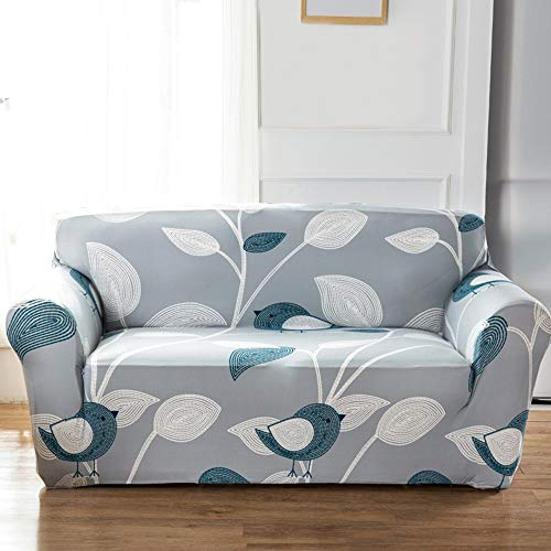 Zlulu copri divano fodere copridivani cartone animato universale in pelle elasticizzata copridivano coprimaterasso in tessuto coprimaterasso antiscivolo per divano, sofà a soffietto