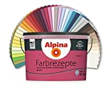 Alpina Farben Farbrezepte Innenfarbe Wandfarbe Farbton Mandelblüte 1 Liter