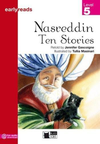 Nasreddin. Ten stories. Con Descarga Gratuita de Audio (Early reads)