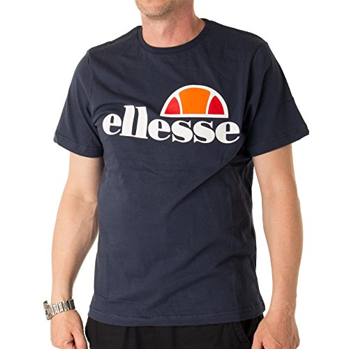 ellesse Herren T-Shirt Prado bleu (50) M (Herren T-shirts Bügeln)