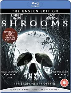 Shrooms [Blu-ray] [Import anglais]