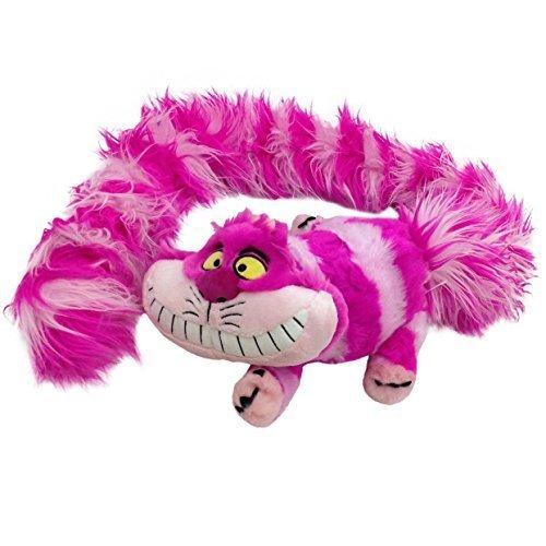 (Disney Alice im Wunderland -Cheshire-Katze mit Long Tail - Stola Boa Schal Plüsch-weiche Puppe)