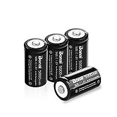 BONAI 5000mAh Baby Akkubatterien 1.2V