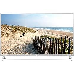 LG Electronics 49UM7390 Téléviseur LED 123 cm 49 Pouces EEC A (A++ - E) DVB-T2, DVB-C, DVB-S, UHD, Smart TV, Wi-FI, PVR