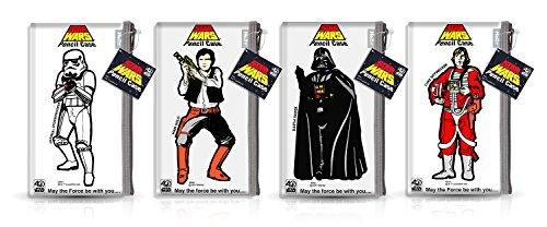 (PENCIL CASE) - HELIX 'Star Wars 40th Anniversary' Retro Pencil Case