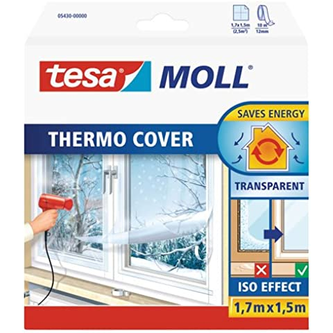 Tesa 05430-00000-01 - Thermo Cover, 1.7 m x 1.5 m