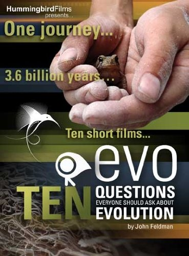 Preisvergleich Produktbild Evo: Ten Questions Everyone Should Ask about Evolution