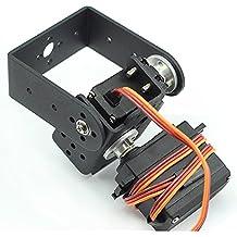 2 DOF Pan Tilt With 2 x MG996 Servos Mount for Arduino Robot Raspberry