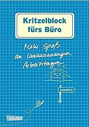 Kritzelblock fürs Büro: Mehr Spaß an laaaaangen Arbeitstagen