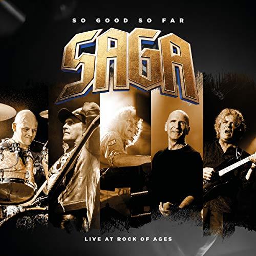 Saga: Saga - So Good So Far - Live At Rock Of Ages [2 CD & DVD] (Audio CD)