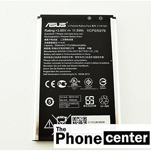 Tpc© Asus C11P1501Batterie originale, d'une capacité de 3 000 mAh, pour Asus ZenFone 2laser (ZE601KL), ZenFone 2Laser (ZE550KL), ZenFone Selfie (ZD551KL) - Sans emballage
