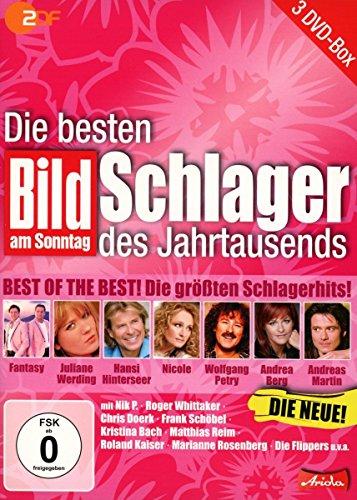 Die besten Schlager des Jahrtausends - die NEUE Bild am Sonntag (BamS) Hit DVD (Bild Dvd)
