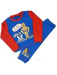Enfant Garçons Pyjama pyjama Star Wars C3PO Et R2D2 18-24M pour 4