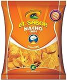 El Sabor Nachos Chips Bbq - 225 gr
