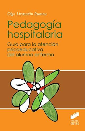 Pedagogía hospitalaria (Complementos de Formación) eBook ...