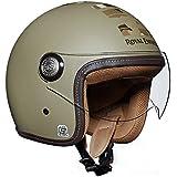 Royal Enfield RRGHEI000068 HES16014 Open Face Helmet (Desert Storm, XL)