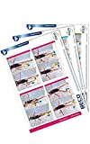 CueCards Cue Cards PowerStick Training Aqua Fitness Aquagym Aquatraining