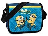 Minions Kindertasche 20355-0450 Kinder-Sporttasche, 23 cm, 3 L, Blau
