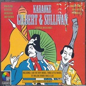 Karaoke Gillbert/Sullivan