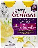 Gerlinéa Substituts de Repas à Boire goût Vanille 4 x 236 ml