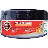 My Car, Pasta Abrasiva, Granulometria Controllata, Rimuove Graffi e Abrasioni, Effetto Lucidante, Elimina l'Opacità, Anche Uso Professionale, 150 ml