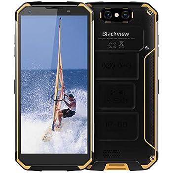 Blackview BV9500 Moviles Resistentes(2018),10000 mAh de 5.7 Pantalla,16+13MP Camera,2.5GHz Octa-Core,Android 8.1 Smartphone Dual SIM,4+64GB Rugged Phone ...