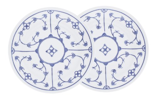 kahla-16e154a75019h-blau-saks-fruhstucksteller-set-2-teilig