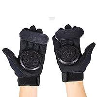 Forfar Gloves Skateboard Gloves Professional Freeride Grip Slide Protective Longboard Downhill
