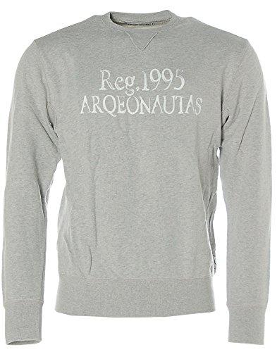 Sweat-shirt ARQUEONAUTAS Sweat rotondo collo - REG. 1995- Grigio