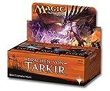 Magic the Gathering MTG-DTK-BD-DE - Dragons of Tarkir Booster Display, Deutsch, 36 Packs