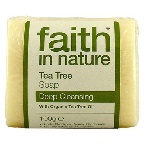 Tea Tree Deep Cleansing Soap 18 x 100g