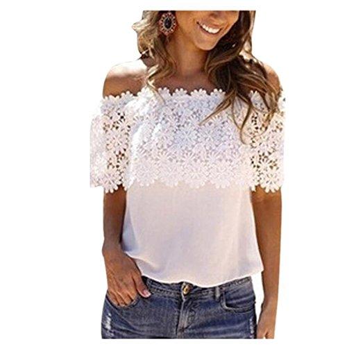donne-camicetta-koly-magliette-felpate-casual-della-maglietta-manica-corta-delle-donne-m-white