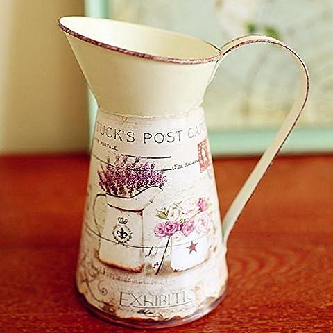 Stile americano Amleto Simulazione Brocca elegante vaso