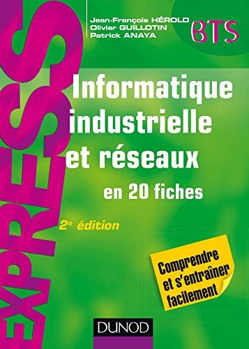 Informatique industrielle et réseaux - SUP (Express)